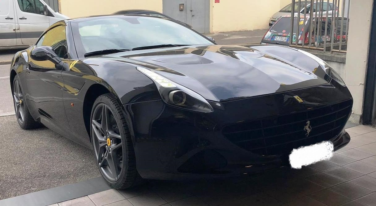 FERRARI California 4.3 V8 4 plazas