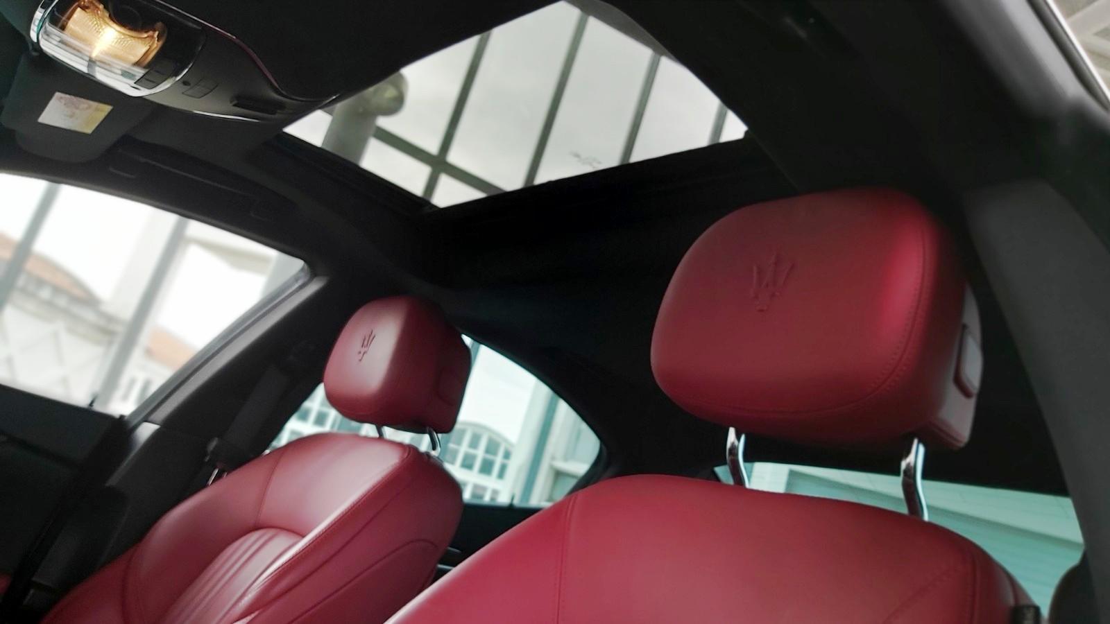 MASERATI Ghibli S Q4 3.0 V6 BT 410cv AWD
