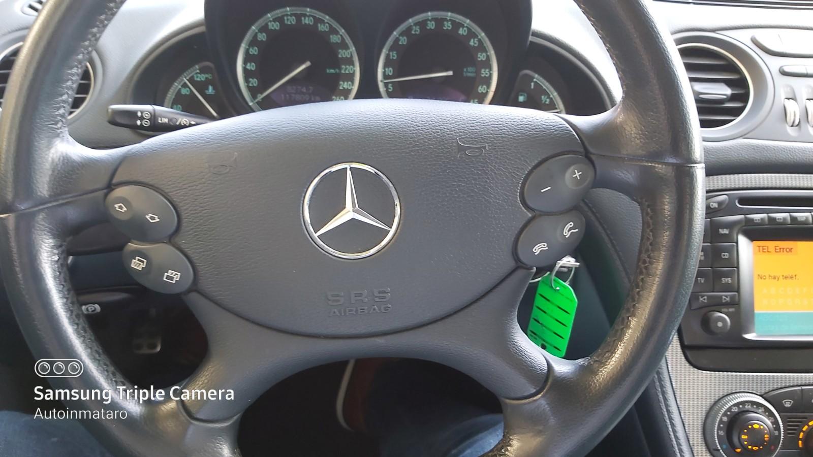 MERCEDES-BENZ Clase SL 350