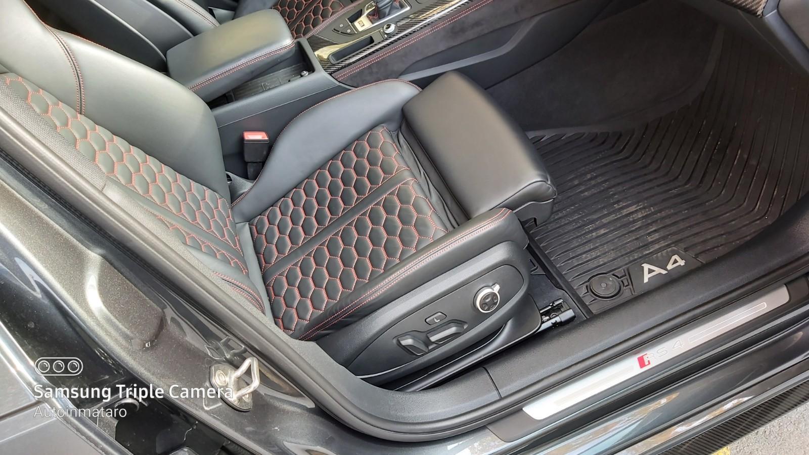AUDI RS4 2.9 TFSI 331kW quattro tiptro Avant